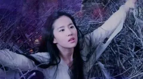 拍《倩女幽魂》时,刘亦菲头发绞入鼓风机,幸好樊少皇发现端倪