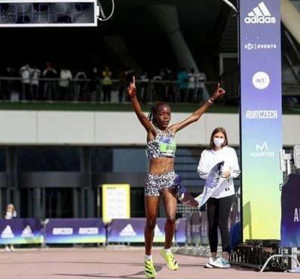 肯尼亚田径女将家中惨遭杀害 9月刚打破世界纪录