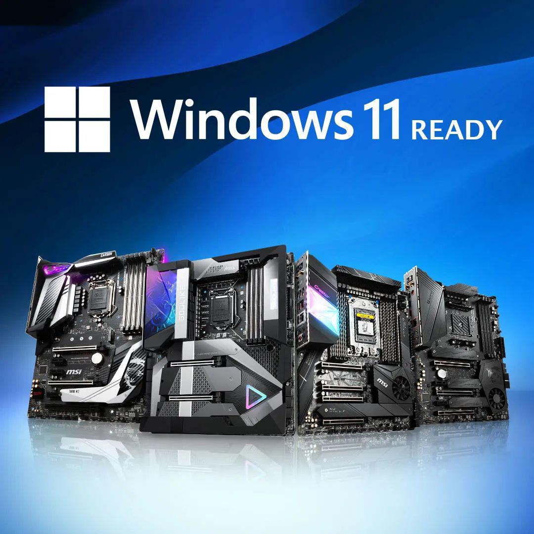 默认开启 TPM,微星 Win11 认证 BIOS 上线