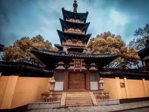 姑苏城外寒山寺,盘点苏州两大著名寺庙