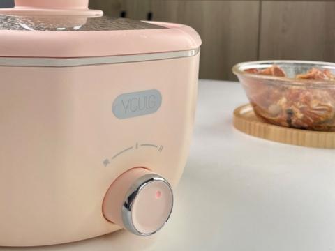阳朗多功能电煮锅,带你解锁美食新体验