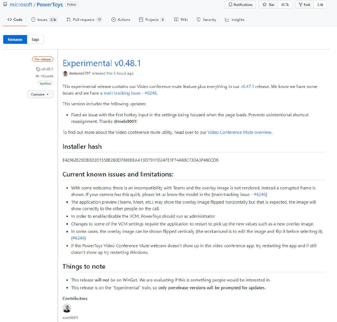 微软在 GitHub 上发布了 Win10/Win11 免费工具集 PowerToys……