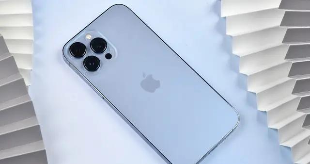 iPhone 13 Pro Max告别五福一安