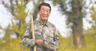 银色年华——河北省军区原副司令员张连印退休植树造林纪事之二