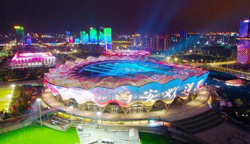 全国残特奥会10月22日将在西安开幕