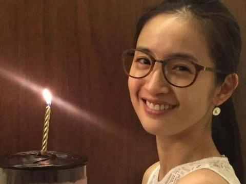 38岁林依晨婚后6年终产女,生产方式超有勇气,郑元畅喜当干爹