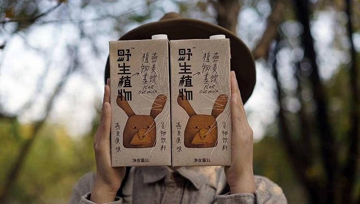 """一个新兴国产植物奶品牌和喜茶""""锁了"""""""