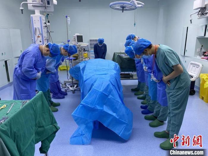 柳州男子捐献器官让六人重获新生 诠释大爱无疆