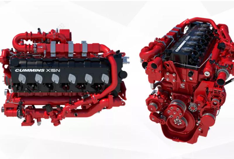 康明斯北美将推出天然气发动机 应用于重卡