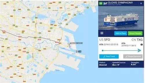 """全球供应链大混乱:船只短缺、码头拥堵 """"卡""""住汽车的可不止芯片"""