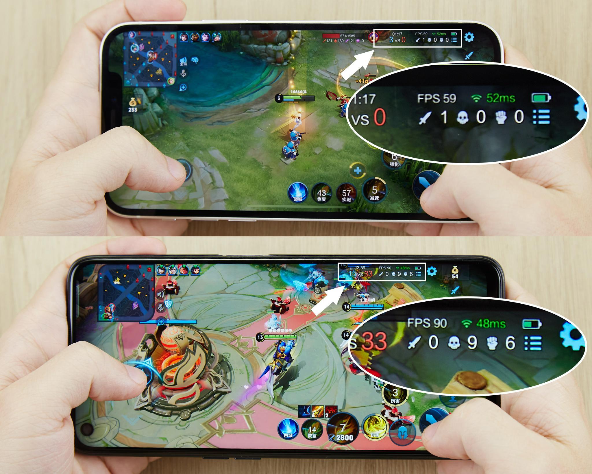 大几千iPhone12游戏体验真拉胯,网友:为什么不入国产千元神机