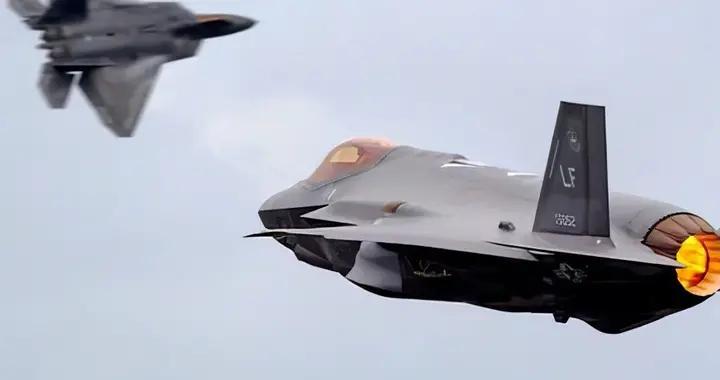 F35能探测弹道导弹,传感器这么先进?领先F22一代