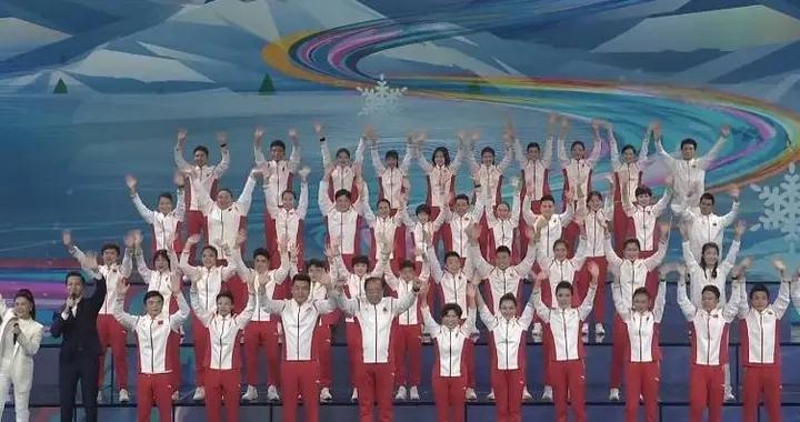 百位奥运冠军齐亮相,许海峰全红婵勾起无数回忆