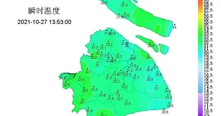 """明天全天多云到晴,气温15-21℃!这样的""""温柔""""秋天,你喜欢吗?"""