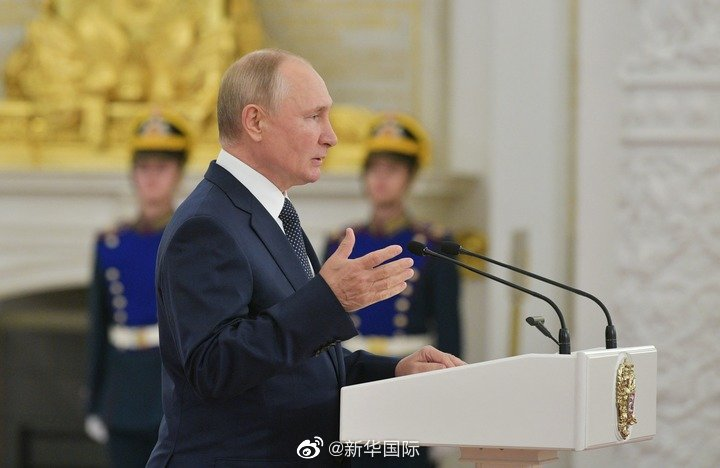 俄罗斯再次呼吁有关国家暂停部署中程和中短程导弹