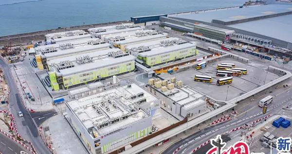 中央援建香港临时医院项目:筑牢香港防疫后盾