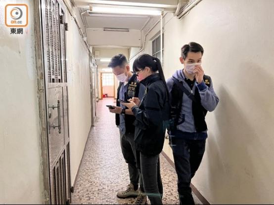 """港媒:乱港组织""""民阵""""未按时提交资料,香港警方今早搜查4个相关地点"""