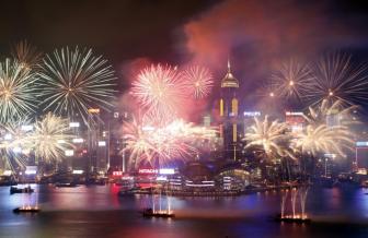 香港市民赞大国建造:感受国家进步 令人自豪