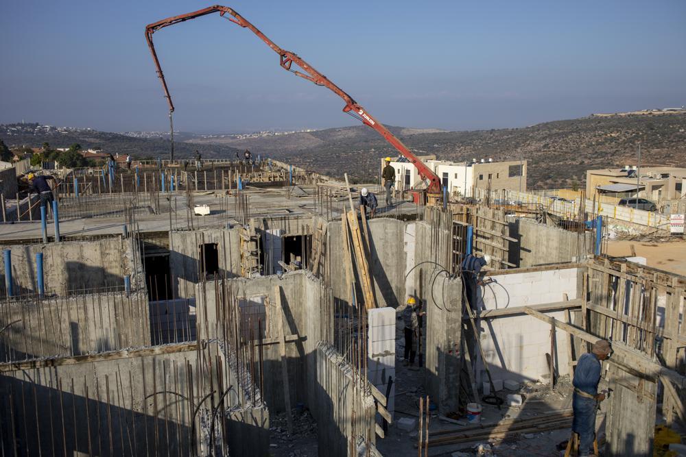 无视美国谴责,以色列批准在约旦河西岸修建3144座住房