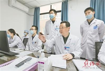 李楠:为传染病患者带来希望