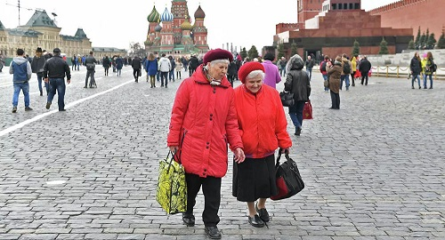 俄媒:俄罗斯老年人成新冠病毒感染高发群体 65岁以上长者病例居多
