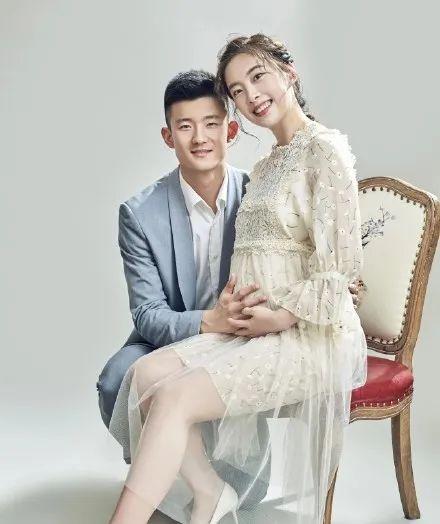 王适娴与丈夫谌龙
