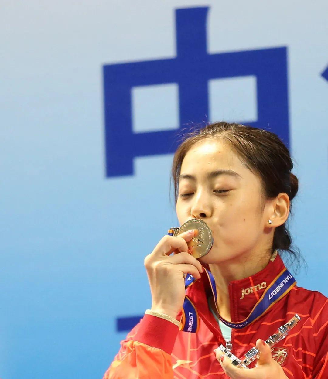 王适娴在27岁选择了退役