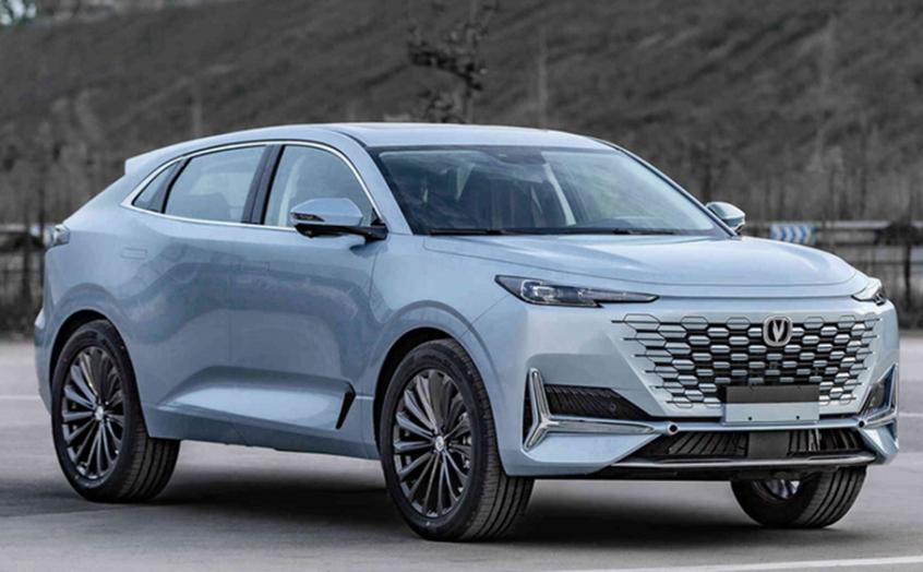 新增全新动力 长安UNI-K 1.5T车型申报图发布