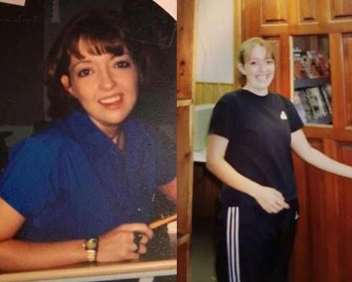 蒙哥马利以及她年轻时的照片 视频截图