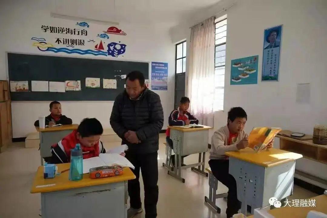 花椒箐小学唯一一间教室