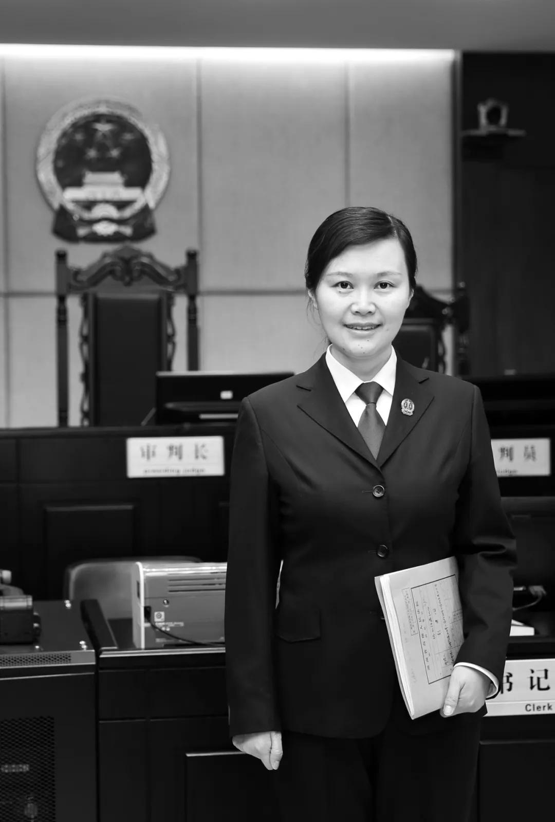 湖南被害女法官曾在院纪检组工作三年:一丝不苟,公道正派