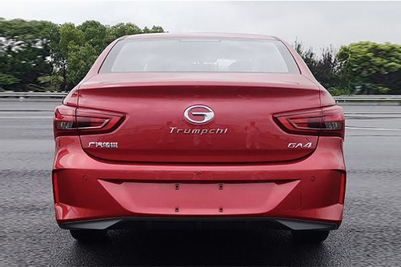 换装1.5T发动机 新款传祺GA4将于一季度上市