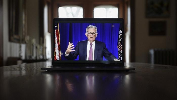 美联储鲍威尔:经济复苏长路漫漫 货币宽松远未到退出时