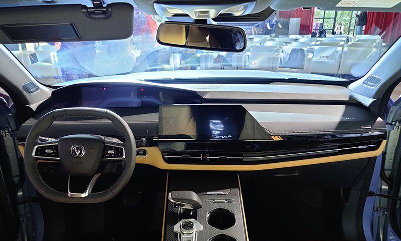 两种动力四款车型 长安UNI-K部分配置信息曝光