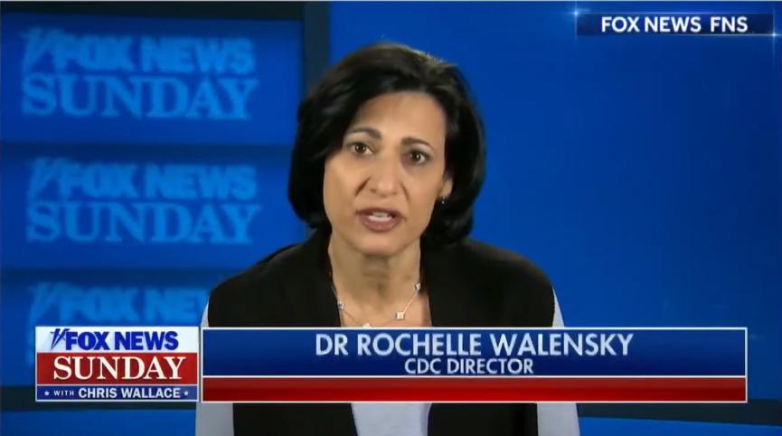 美疾控中心主任:美国有多少疫苗 连我都不知道
