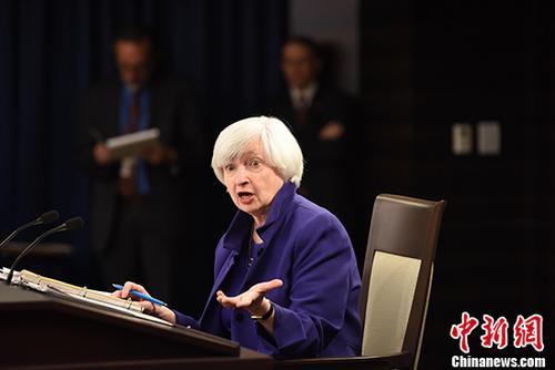 美参院批准耶伦出任财政部长 上任后或力推纾困案