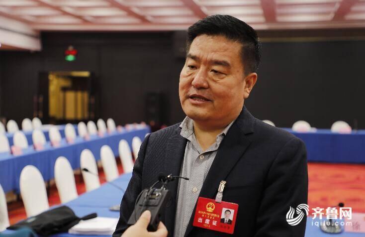 临沂市人大代表陈思贤:提升司法服务和保障 为经济社会发展保驾护航