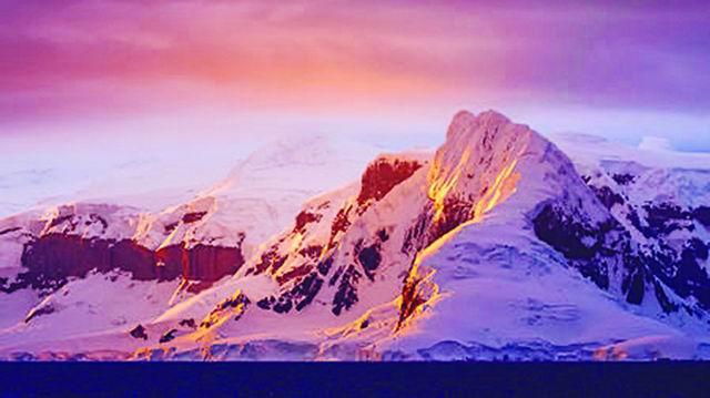 南极冰核深处发现黄钾铁矾,有助解开火星矿物谜团