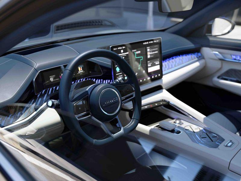 将于下半年上市 领克ZERO concept量产版试生产