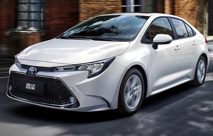 丰田2021款雷凌上市!11.38万起,1.5L动力比1.2T更强,油耗更低