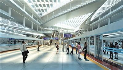 北京:2021年计划完成丰台火车站改建工