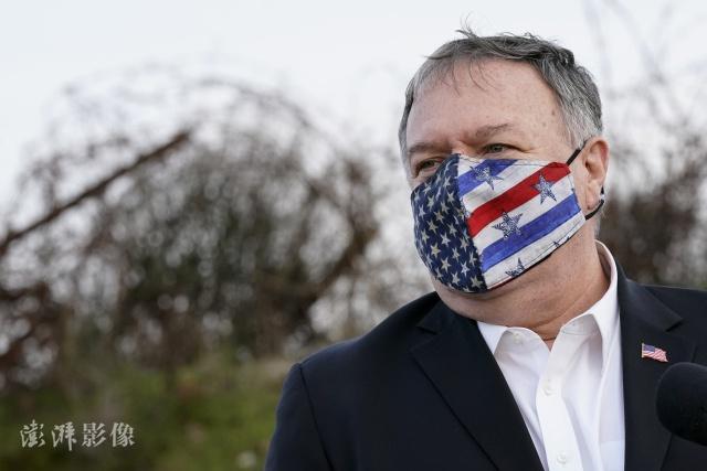 """蓬佩奥:美国才不是""""香蕉共和国"""""""