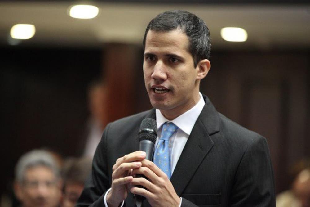 """委内瑞拉喊话美国人民""""开拓新稳定之路"""""""