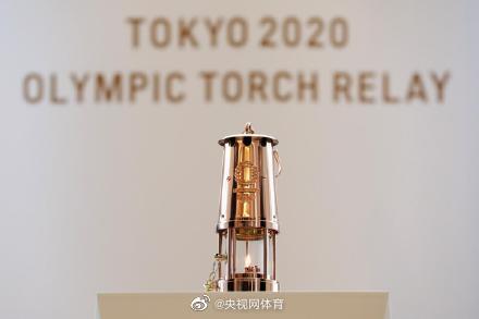 东京宣布停歇奥运圣火展览运动。图/央视网体育