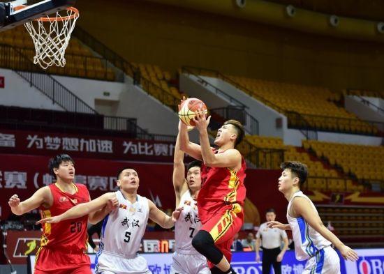 湖南唯一职业篮球队连续四年挺进NBL季后赛全国四强