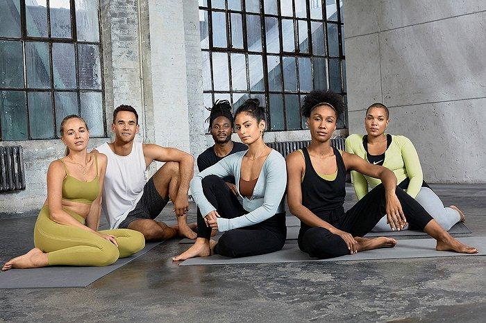 耐克Infinalon瑜伽系列 图片来源:Hypebeast