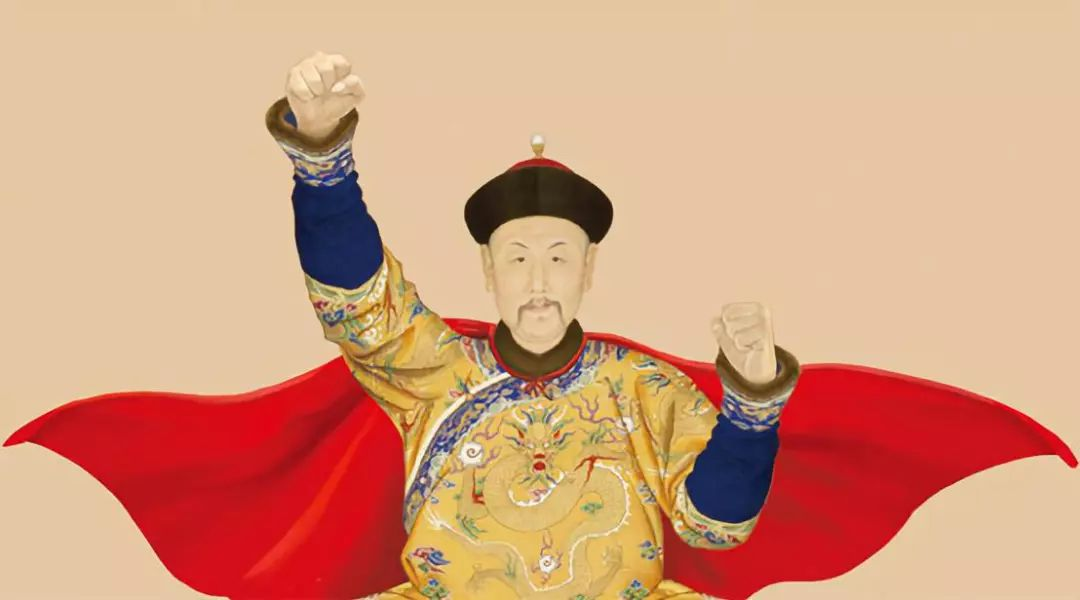 乾隆皇帝的新年怎么过?