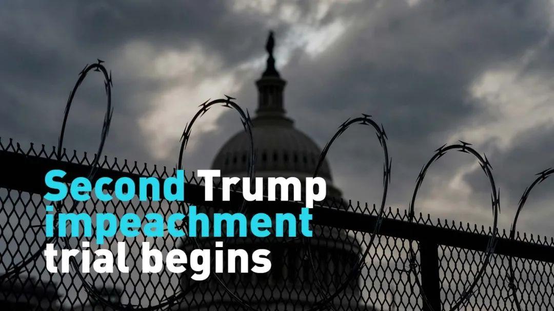 第二次弹劾特朗普案如何展开?这七件事你需要
