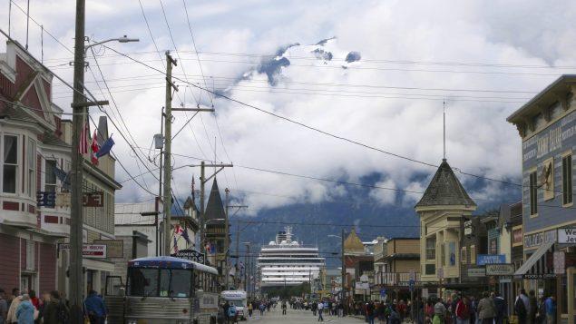 加拿大禁游轮旅游让阿拉斯加小镇欲哭无泪