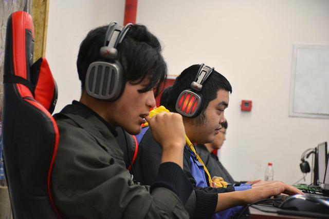 培训中的学员。 文中图片均为受访者供图